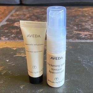 Aveda Thickening Tonic & Smooth Infusion